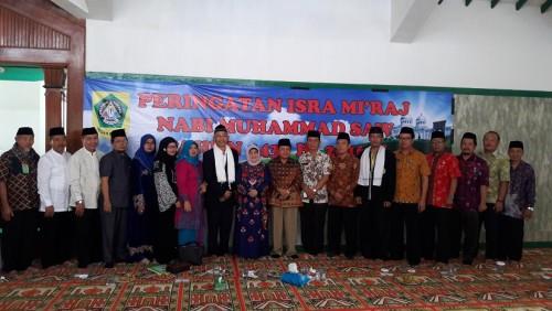Peringatan Isra Mi'raj Nabi Muhamad SAW 1437 H (2016 M) Tk. Kecamatan Jasinga