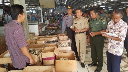 Survey Harga SEMBAKO di PD. Pasar Jasinga