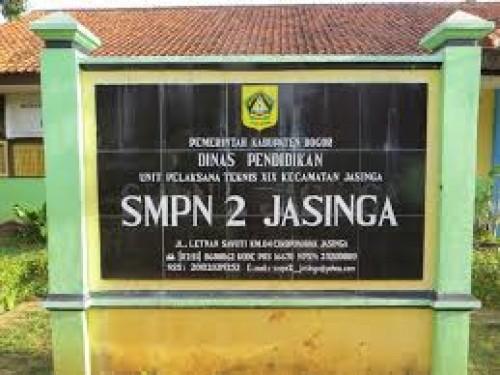 SMP N 02 Jasinga