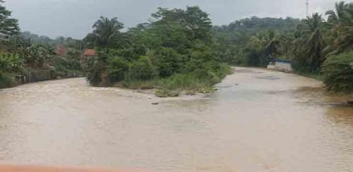 Sungai - Sungai di Kecamatan Jasinga